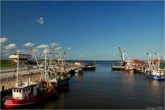 Dornum - Fischereihafen