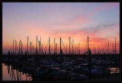 Dornum - Hafen