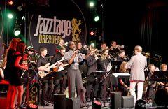 Dorretta Carter und LJ Jazz Orchester Hessen