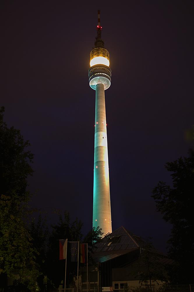 Dortmund bei Nacht...