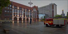 Dortmund Friedensplatz ...