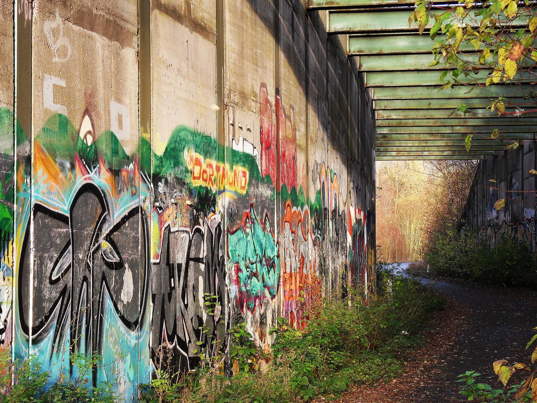 Dortmund Graffiti 2