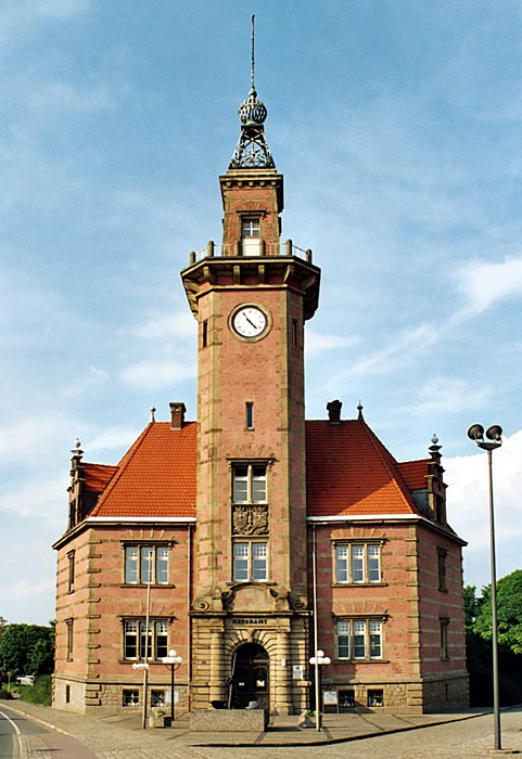 Dortmund - Hafenamt