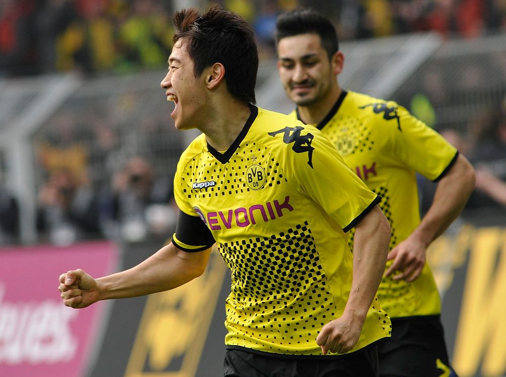 Dortmund Richtung Titel!