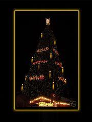 """>>>Dortmund und """"sein größter Weihnachts- Baum"""" <<<"""
