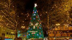 Dortmund Wheinachtsbaum