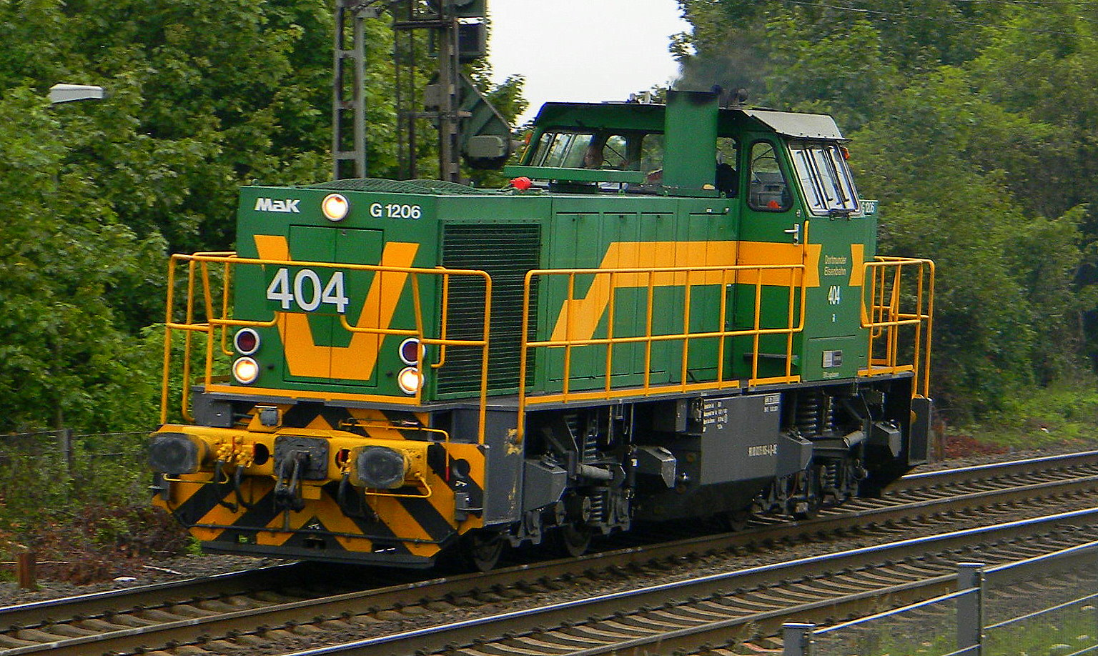 Dortmunder Eisenbahn 404