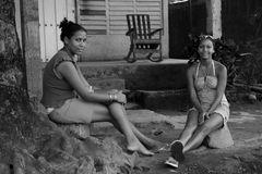 dos chicas