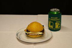 Double-Diskburger