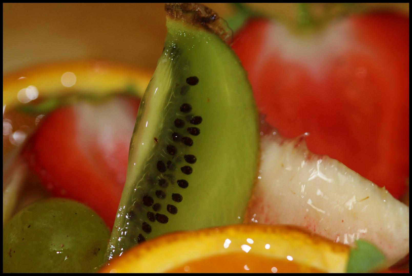 Douceur de fruits