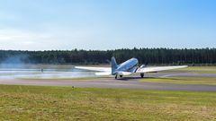 Douglas DC-3 SAS SE-CFP