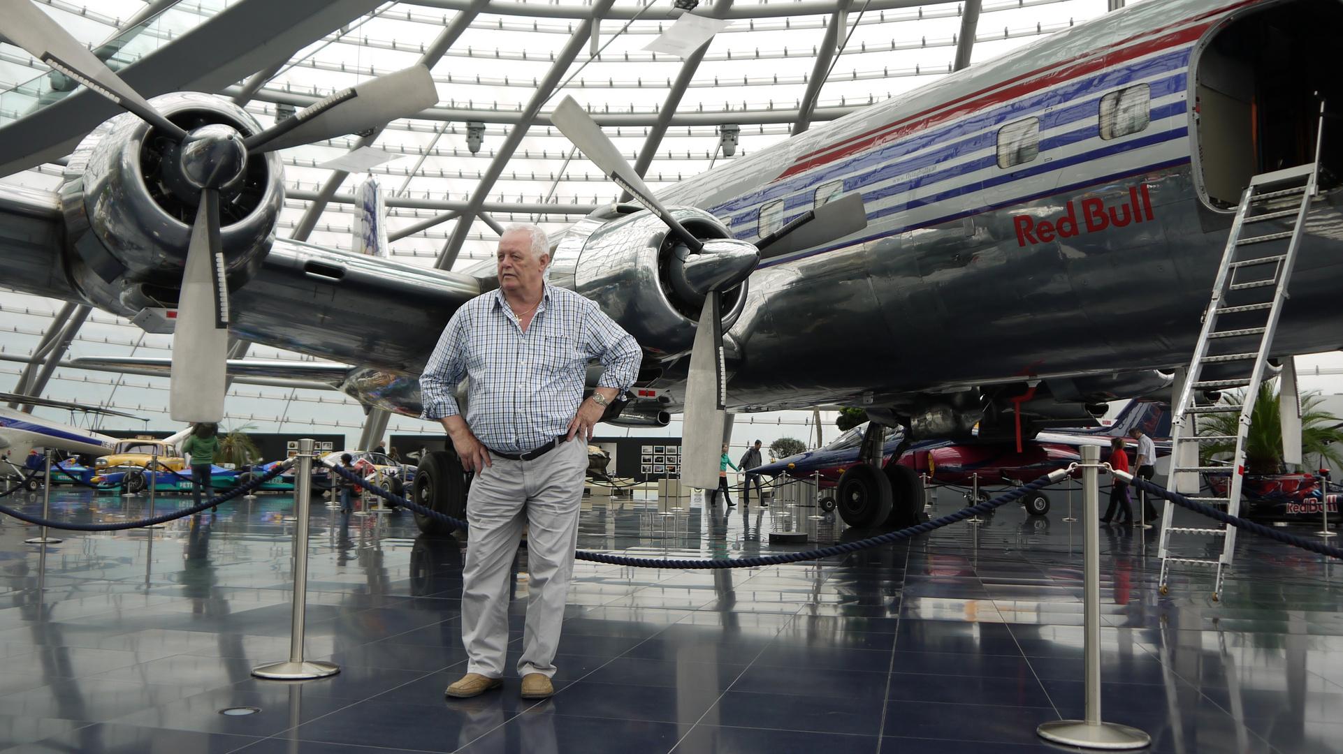 Douglas DC-6B Flyings Bull