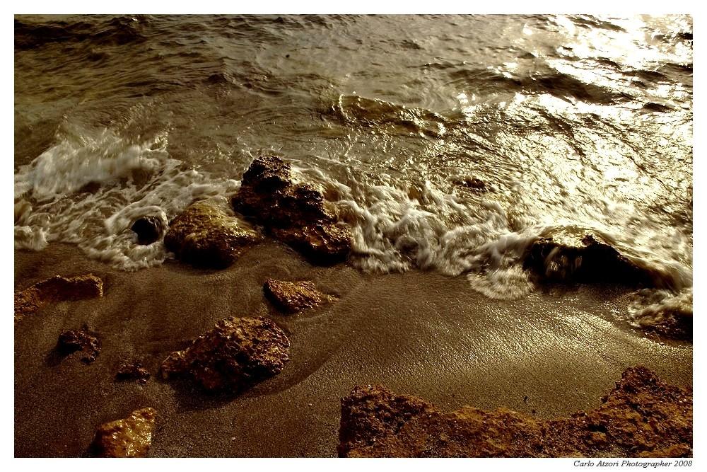 Dove il mare diventa il suono della vita.