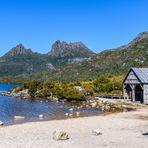 Dove Lake und Cradle-Mountain, Tasmanien