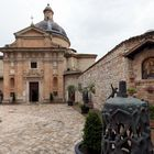 Dove oggi vi é questa chiesa é nato S. Francesco di Assisi