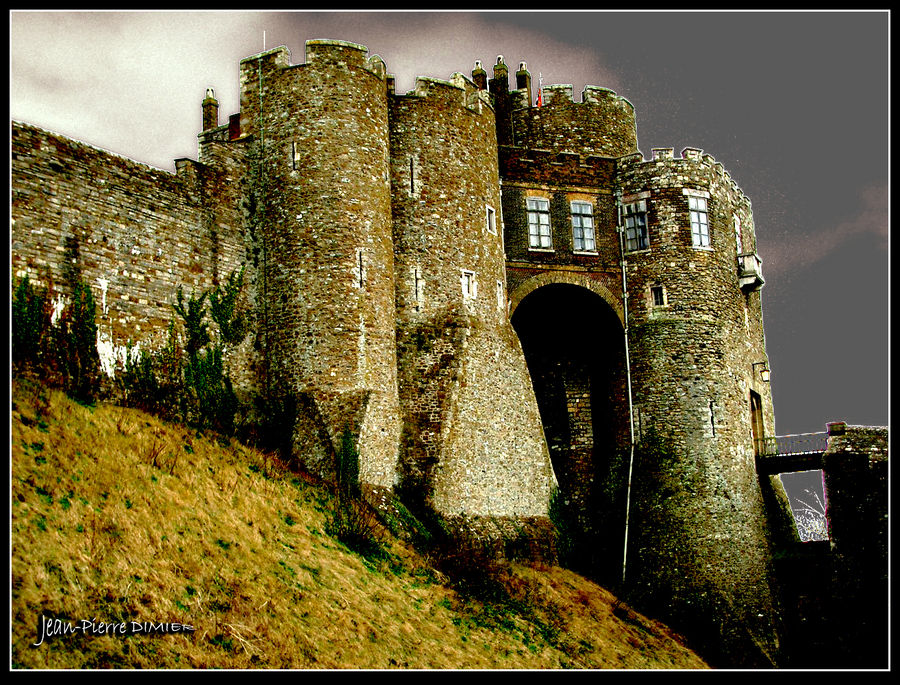 Dover Castle  HDR