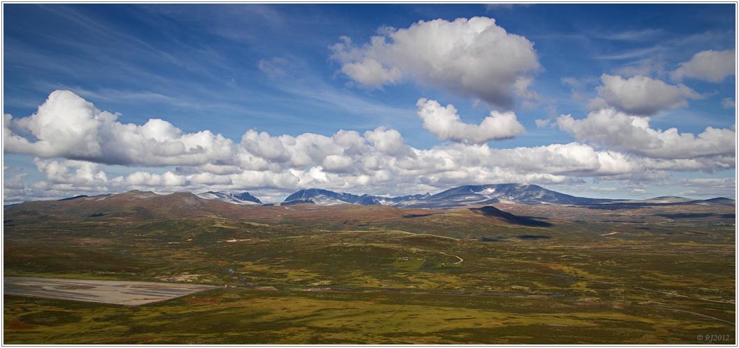 Dovrefjell - Weites Land