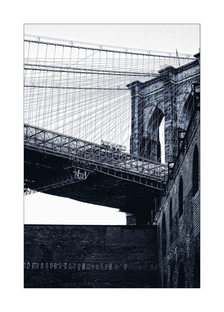 down by the bridge