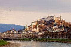 Down in Salzburg