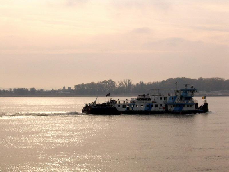 Down the Danube