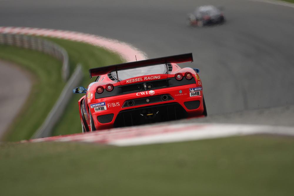 Down under - Kessel Racing Ferrari