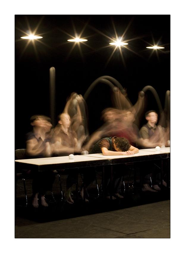 """DOWNFALL"" Gandini Juggling London"