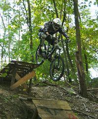 Downhill in Soest