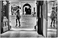 . Downtown Lady .