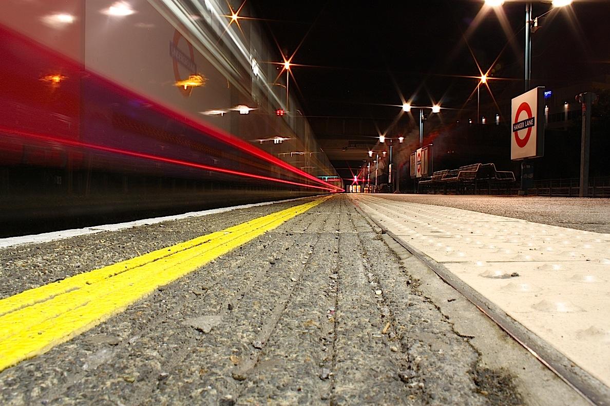 """Downtown Train"""