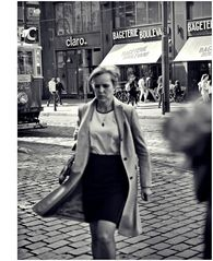 Downtown Woman - Crossing