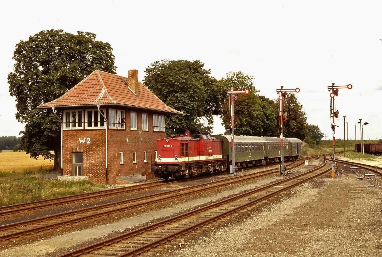 Verkehr Mecklenburg