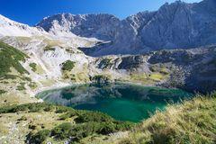 Drachen Lake, Coburger Hütte