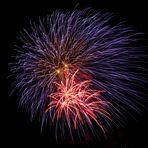 Drachen über Lemwerder , Das Feuerwerk 2012