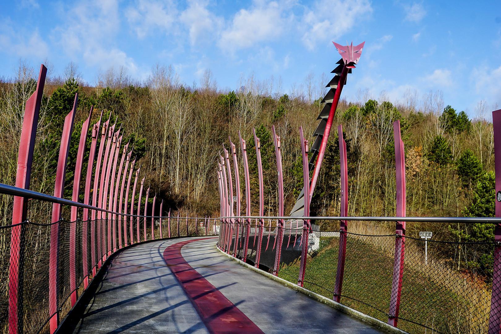 Drachenbrücke Recklinghausen (1)