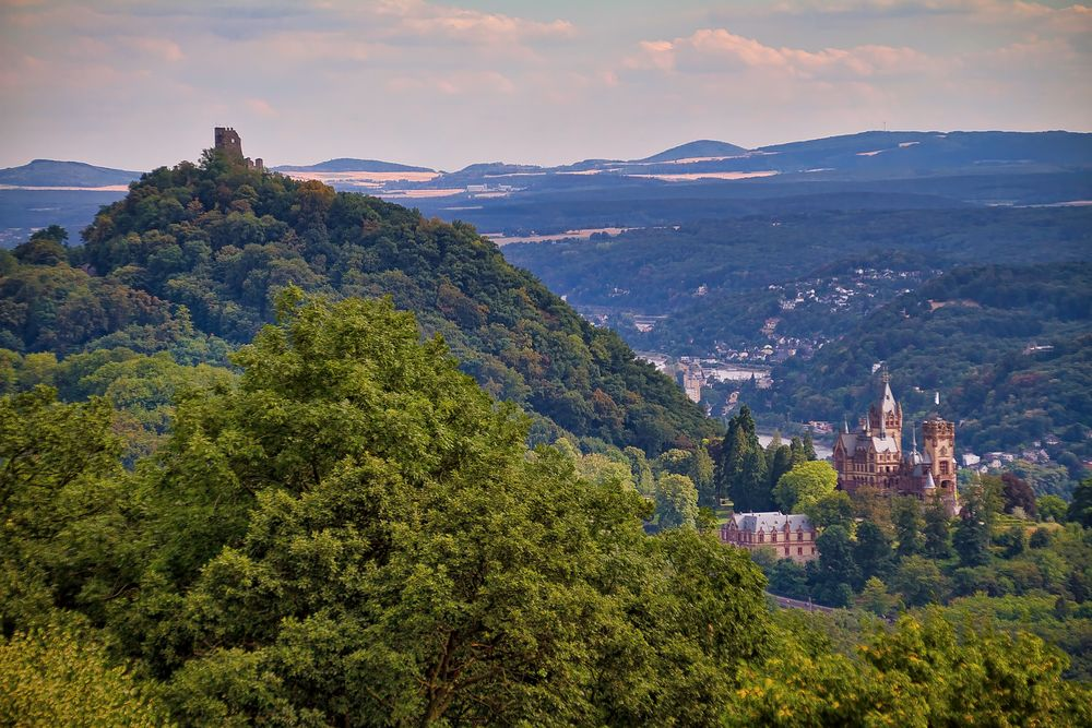 Drachenfels & Drachenburg