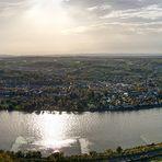 Drachenfels-Panorama --->>>