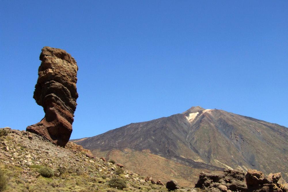 Drachenfelsen auf Tenerife 2