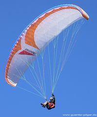 Drachenflieger - einfach mal abhängen