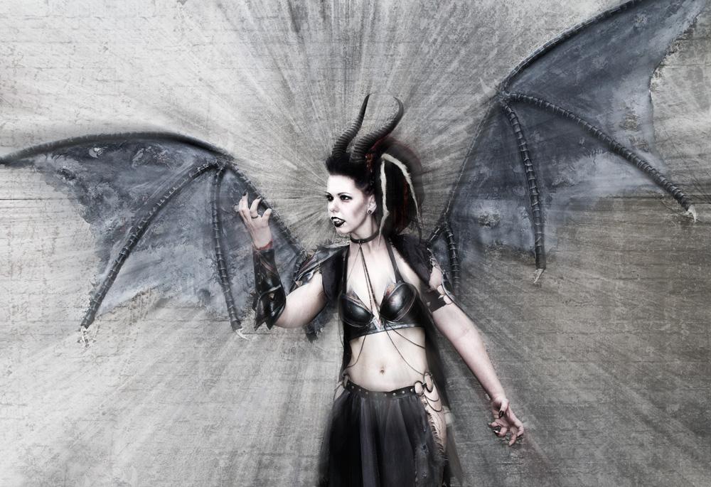 Drachenfrau