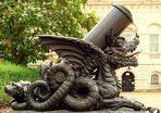 Drachenkanone ...