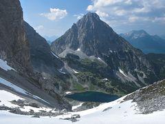 Drachensee bei Ehrwald-Tirol