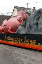 Drachenwagen der Eschbacher Jungs