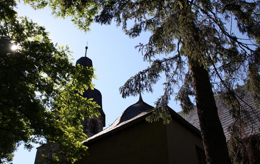 Drackendorfer Auferstehungskirche von 1653