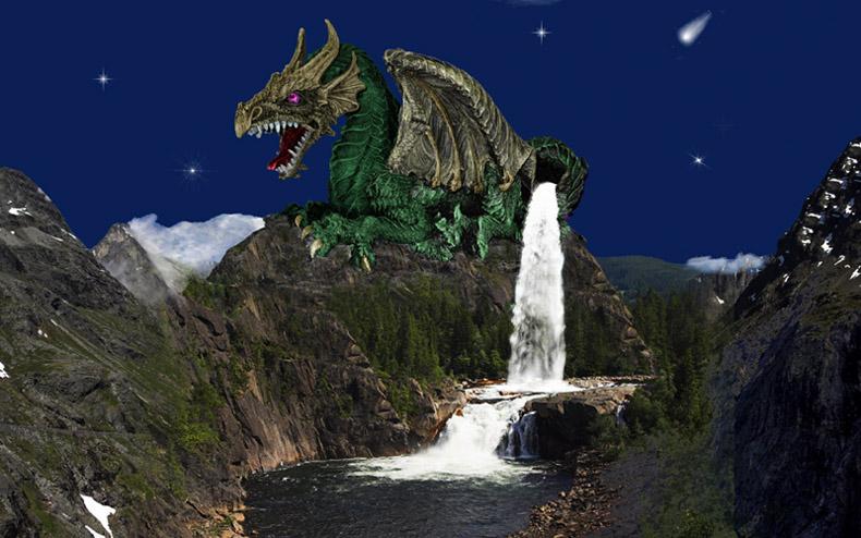 Dragon-Falls