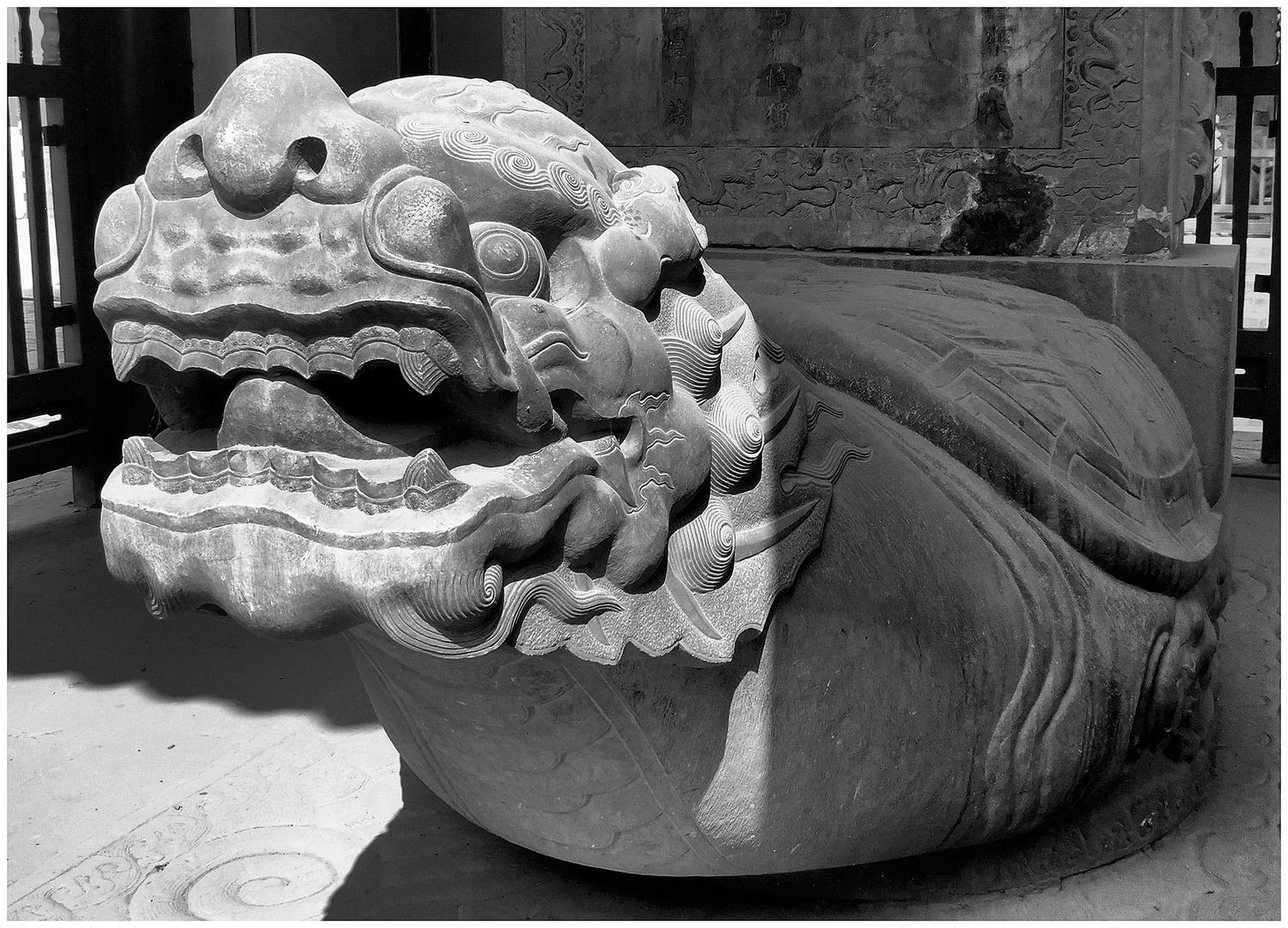 Dragon-lion...
