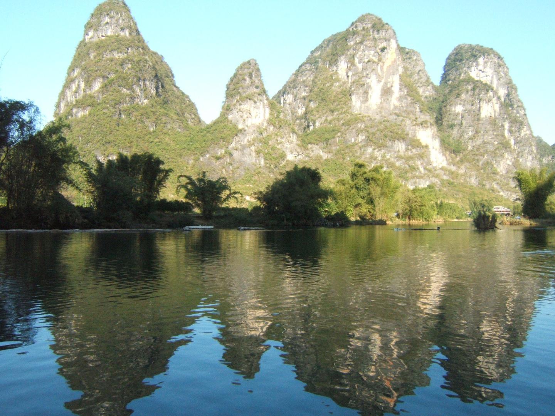 Dragon River von Guilin nach Yangshou