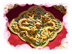 Dragons de Chine...