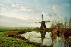 """Drainage Mill """"De Oostzijdse Molen"""""""