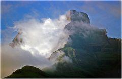 Drakensberg - Pfeiler