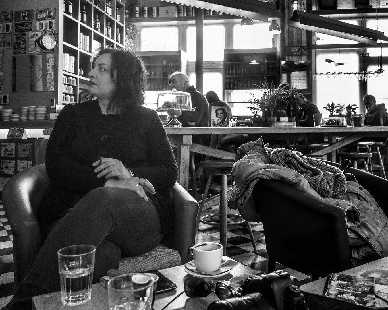 Drama «Café Eleftheria» 2018